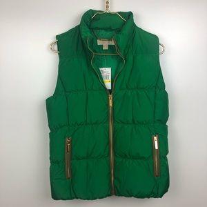 Michael Kors Puffer Gooseberry Vest